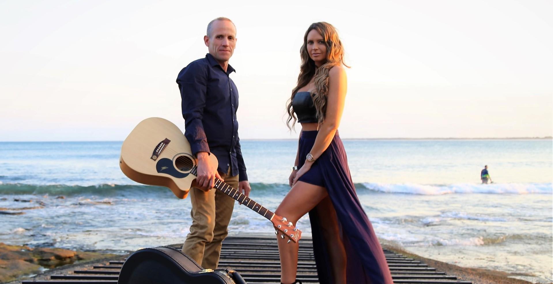 solo acoustic entertainment sunshine coast
